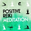 Reiki Tribe,Positive Thinking: Music To Develop A Complete Meditation Mindset For Yoga, Deep Sleep&Reiki Music Positive Reiki Meditation