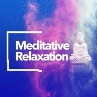 Relaxation and Meditation Cloud over Mountain