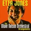 Etta Jones The Oliver Nelson Orchestra Arrangements