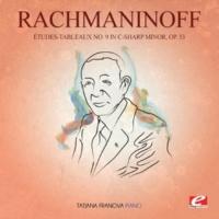 Tatjana Franova Études-Tableaux No. 9 in C-Sharp Minor, Op. 33