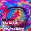 Paolo Barbato/Marina Martensson You Owe Me (feat. Marina Martensson)