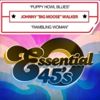 "Johnny ""Big Moose"" Walker Puppy Howl Blues"