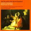 Orquestra d'antics Escolans&Gregori Estrada Narcis Casanovas: Responsoris de Nadal