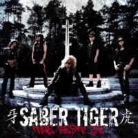 Saber Tiger The Hammer