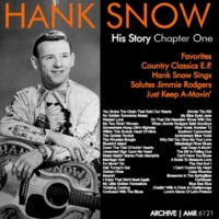 Hank Snow Blossoms in the Springtime