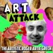 Roger Artie Grech Art Attack - The Artistic Roger Artie Grech