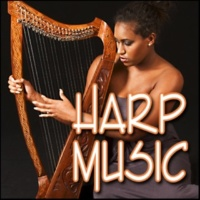 Sound Effects Library Harp - Arpeggiated Chord, First Inversion, Music Harp Music