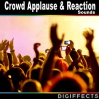Digiffects Sound Effects Library Ten Person Crowd Applause Version 1