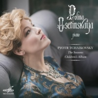 Polina Osetinskaya Children's Album, Op. 39: No. 3, Playing Hobby-Horses