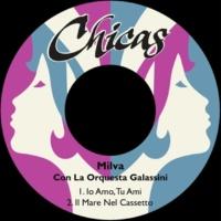 Milva&La Orquesta Galassini Il Mare Nel Cassetto