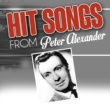 Peter Alexander Hit songs from Peter Alexander