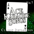 The Professionals Ace Karaoke Songs, Vol. 7
