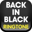 MyTones Back in Black Ringtone