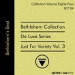 Chris Connor Deluxe Series Volume 84 (Bethlehem Collection): Just for Variety, Volume 3