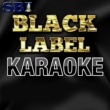 SBI Audio Karaoke I Don't Mind (Originally Performed by Usher and Juicy J) [Karaoke Version]