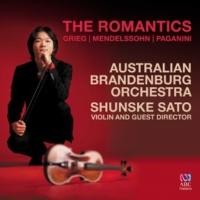 佐藤俊介/オーストラリア・ブランデンブルク管弦楽団 Mendelssohn: String Symphony No.3 in E minor, MWV N3 - II. Andante [Live]