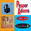 Pepper Adams Critics' Choice + Pepper Adams Quintet (Bonus Track Version)