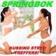 Springbok Springbok Kussing Stryd Treffers