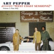 "Art Pepper Art Pepper Presents ""West Coast Sessions!"" Volume 2 (feat. Pete Jolly)"