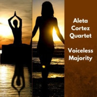 Aleta Cortez Quartet Vigorous Charge