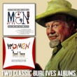 Burl Ives Men: Songs for and About Men / Women: Folk Songs About the Fair Sex
