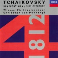クリストフ・フォン・ドホナーニ/ウィーン・フィルハーモニー管弦楽団 Tchaikovsky: Symphony No. 4: 1812 Overture