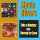 Mavis Rivers Take a Number + Hooray for Love
