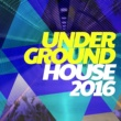 Underground House 2015/Samuel Cawley Out of the Blue 2015