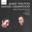 Jamie Walton & Daniel Grimwood Rachmaninov & Grieg Cello Sonatas