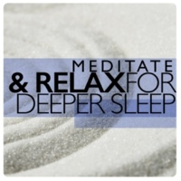 Sleep Meditate Relax A Moonlit Desert