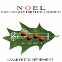 Quartette Pepiement White Christmas