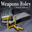 The Hollywood Edge Sound Effects Library Weapons Foley Sound Effects