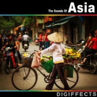 Digiffects Sound Effects Library Thailand Street Ambience with Busy Traffic