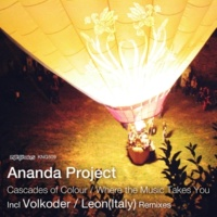 Ananda Project/Gaelle Adisson Cascades of Colour (feat. Gaelle Adisson)