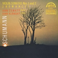 Ivan Zenaty&Ivan Klansky Sonata for Violin and Piano No. 1 in A minor, Op. 105: II. Allegretto