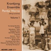 Krontjong Ensemble Pantja Warna/Ming Luhulima Krontjong 'Suara Baru'