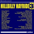 Various Artists Hillbilly Hayride, Vol. 3