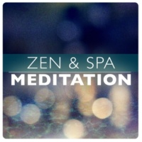 Zen Spa Meditation Lotus Flower