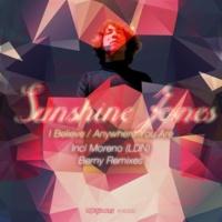 Sunshine Jones Anywhere You Are