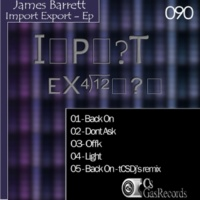 James Barrett Dont Ask