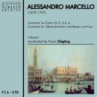 "I Musici Concerto ""La Cetra"" No. 3 in H-moll: Presto"