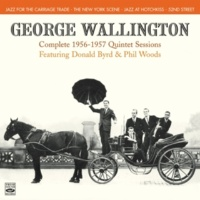 George Wallington/Donald Byrd/Idrees Sulieman/Thad Jones/Phil Woods/George Wallington/Teddy Kotick/Knobby Totah/Curley Russell/Art Taylor/Nick Stabulas/Denzil Best Groovin' High