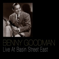 Benny Goodman Dark Eyes (Live)