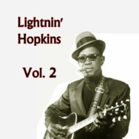 Lightnin' Hopkins Gone with the Wind