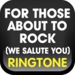 MyTones For Those About to Rock (We Salute You) Ringtone
