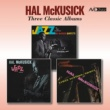 Hal McKusick Three Classic Albums (Jazz at the Academy / Jazz Workshop / Cross Section - Saxes) [Remastered]