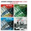 Jacques Loussier Play Bach Vols. 1, 2 & 3 + Joue Kurt Weill