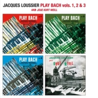 Jacques Loussier Two Voice Invention No.15 in B Minor, BWV 786