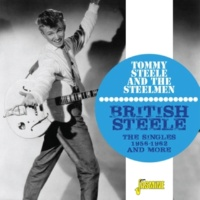 Tommy Steele & The Steelmen (The Girl with The) Long Black Hair
