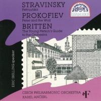 Czech Philharmonic Orchestra Petrushka. Burlesque in 4 Scenes: II. Chez Pétrouchka (Chez Pétrouchka)